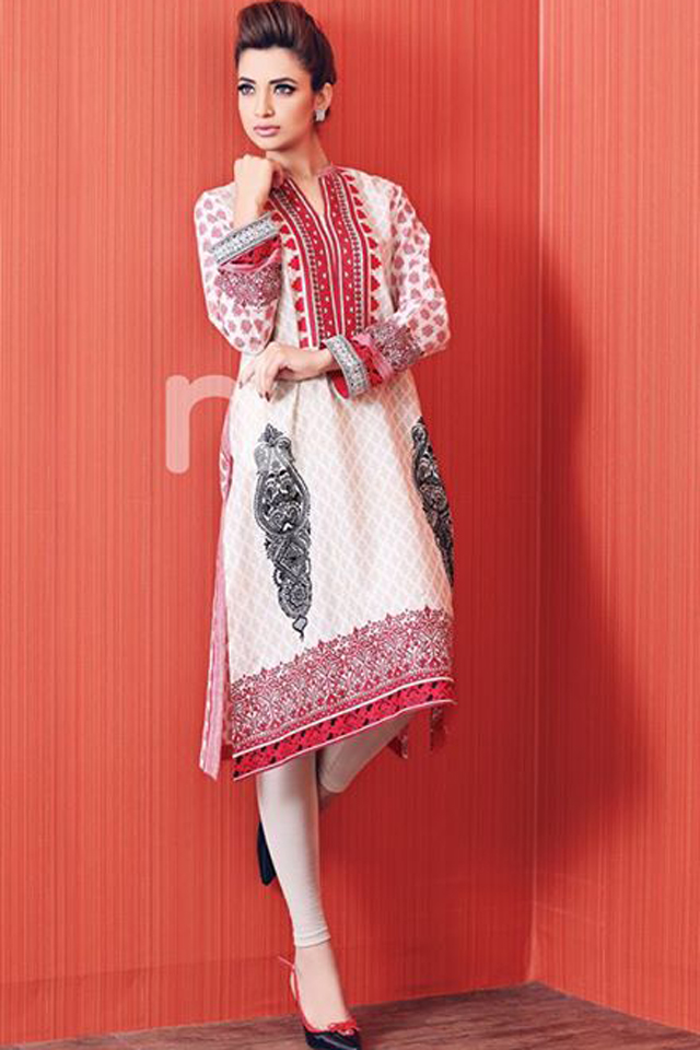 2014 Casual Nishat Summer Collection