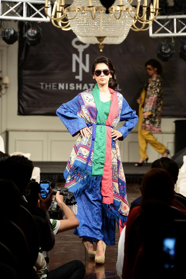 Nishat Linen EID 2014 Formal Collection