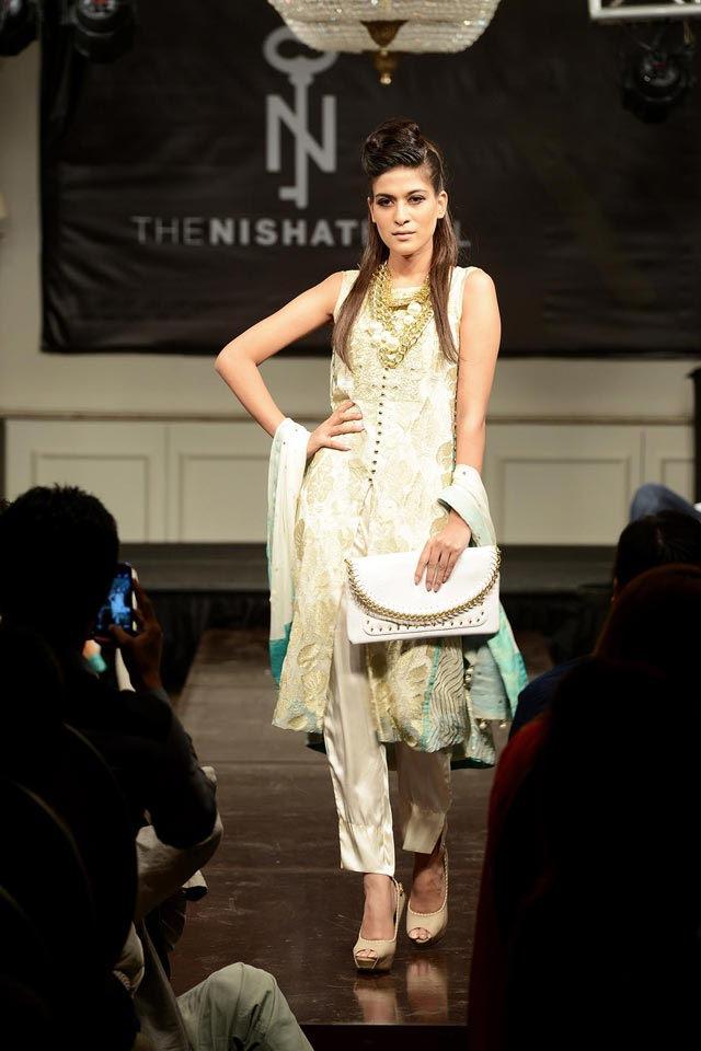 2014 Formal Nishat Linen EID Collection