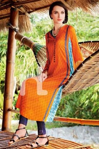 Nisha Spring Pret Wear 2014 Vol 1 by Nishat Linen