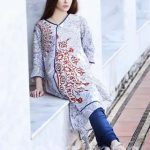 Nisha Spring 2014 By Nishat Linen Collection