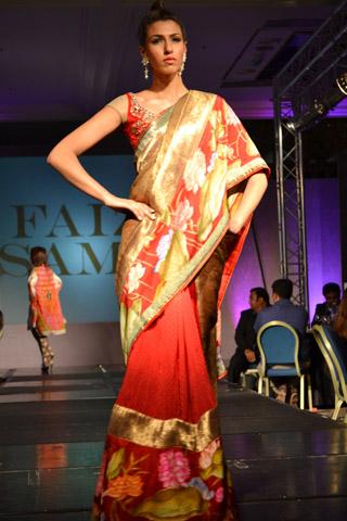 Pakistan Extravaganza Fashion Collection by Faiza Samee