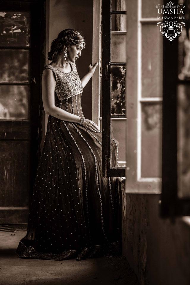 Uzma Babar Reflections 2014 Formal Collection