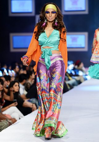 Rizwan Beyg Collection at PFDC Sunsilk Fashion Week 2014 Day 4