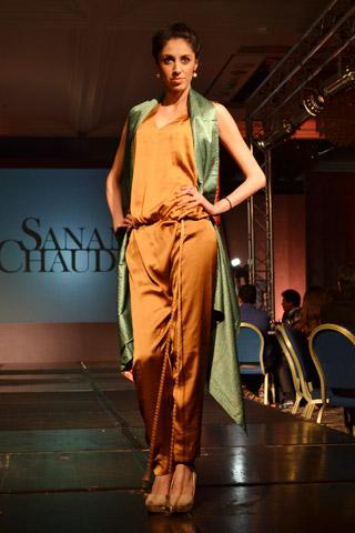 Sanam Chaudhri Formal Collection 2013