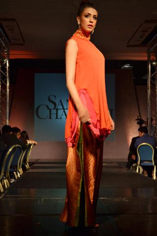 Sanam Chaudhri Spring 2013 Collection