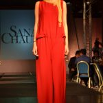 Sanam Chaudhri Spring 2013 Collection at PFE