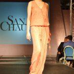 Sanam Chaudhri at Fashion Extravaganza London 2013