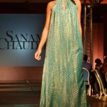 Sanam Chaudhri at PFE London 2013