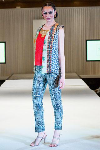 Sania Maskatiya 2014 Summer London Collection