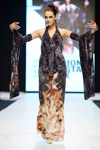 Shamaeel Ansari Collection at Fashion Pakistan Week 2013 Day 2