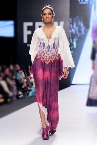 Shamaeel Ansari Collection at Fashion Pakistan Week 2014 Day 2