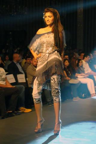 Shamaeel's Dubai Export Collection at TDAP Fashion Show 2013