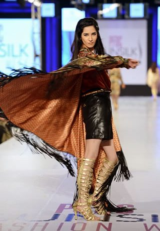 Shehla Chatoor Collection at PFDC Sunsilk Fashion Week Day 2