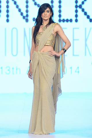 Shehla Chatoor Collection at PFDC Sunsilk Fashion Week 2014 Day 2