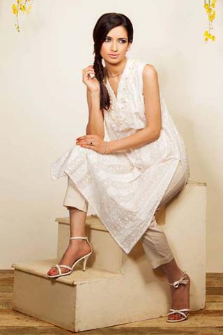 Silk by Fawad Khan Summer Collection 2013, Fawad Khan Summer Dresses