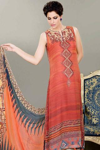 Latest 2013 Eid Dresses by Sobia Nazir