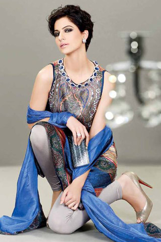 Sobia Nazir Latest Sping Collection 2013