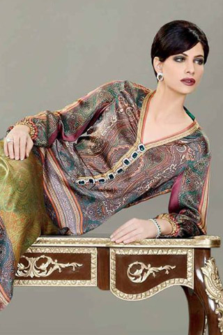 Sobia Nazir Latest Eid Collection 2013