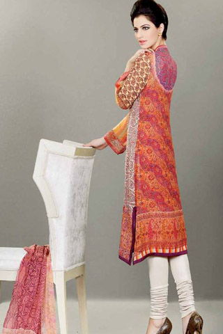 2013 Spring Eid Collection By Sobia Nazir