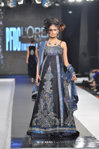 Sonia Azhar Collection at L'Oreal Paris Bridal Week 2012 Day 1, Sonia Azhar Design Concept