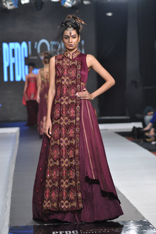 Sonia Azhar Collection at LPBW 2012 Day 1