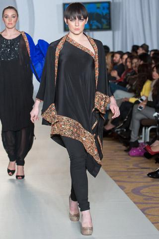 Sonya Batla Collection at Pakistan Fashion Week 3 London 2012, PFW3