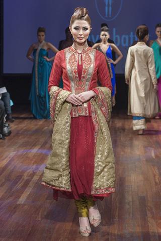 Sonya Battla Collection at Alchemy Fashion Show London