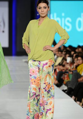 Sublime by Sara Shahid at PFDC Sunsilk Fashion Week 2013 Day 1