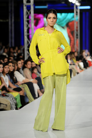 Sublime by Sara Shahid at PFDC SFW 2013 Day 1