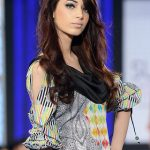 Sunsilk Fashion Week 2013 Collection by Moon Textile