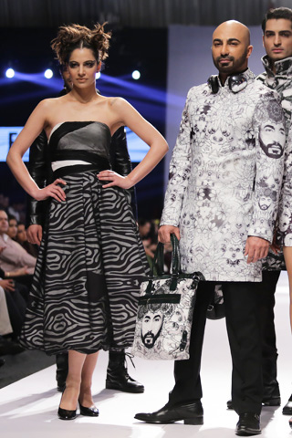 2014 Latest Tapu Javeri Spring Collection