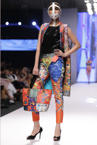 Tapu Javeri FPW 2014 Spring Collection