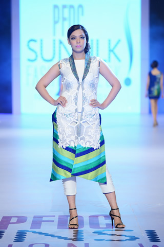 2014 Teena by Hina Butt PFDC Collection