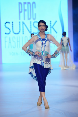 Teena by Hina Butt Latest PFDC Collection