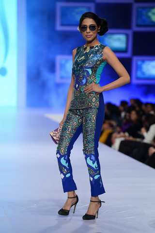 PFDC Summer Teena by Hina Butt 2014 Collection