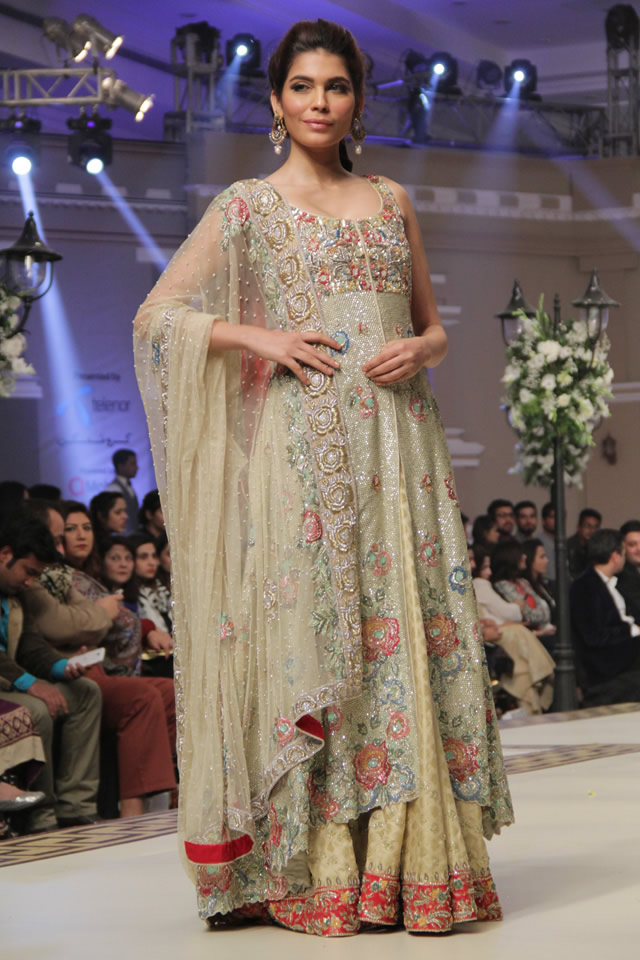 Tena Durrani Perenia Progressive Bridal 2014 Collection