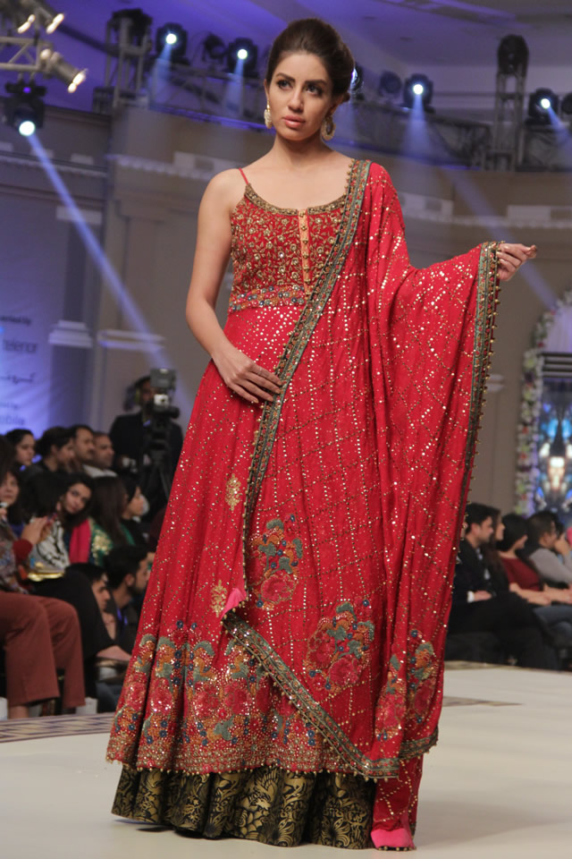 Tena Durrani 2014 Bridal Collection