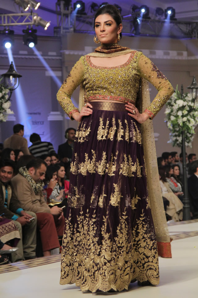2014 Tena Durrani Bridal Perenia Progressive Collection
