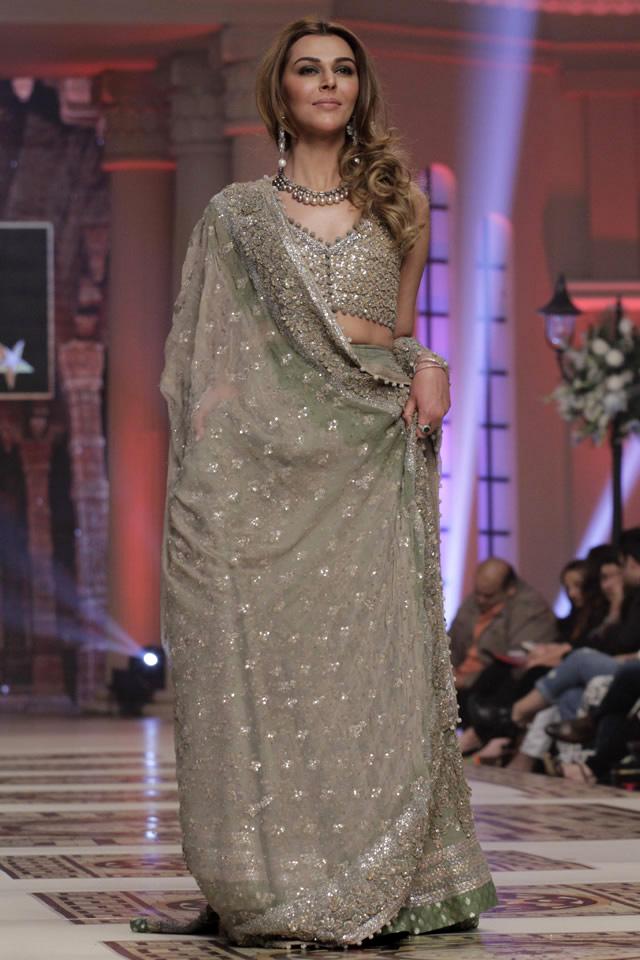 Umar Sayeed 2014 Bridal Collection TBCW