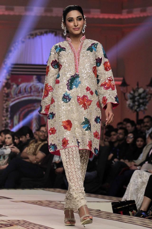 Umar Sayeed Latest Bridal Collection 2014 TBCW