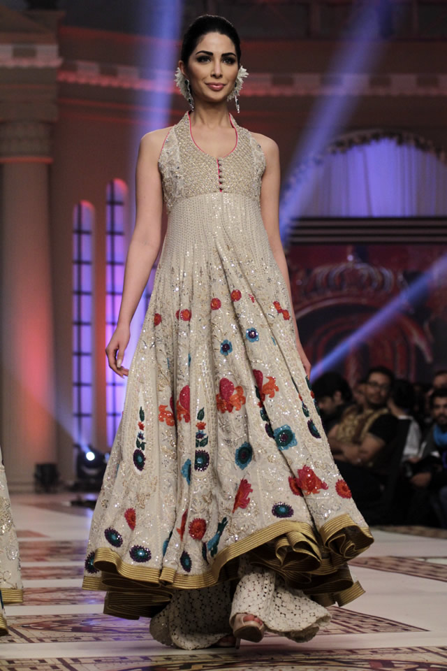 Bridal Collection 2014 by Umar Sayeed TBCW