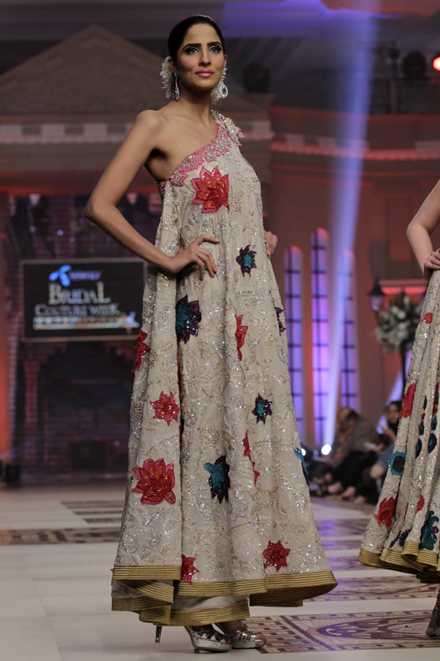 Bridal Collection Latest by Umar Sayeed TBCW