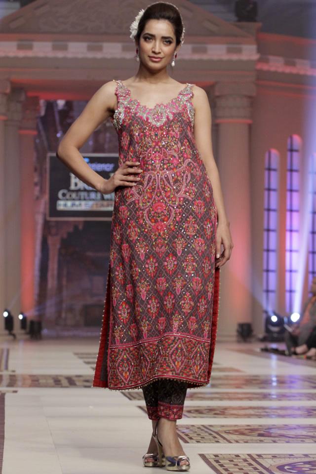 2014 Umar Sayeed Bridal Collection