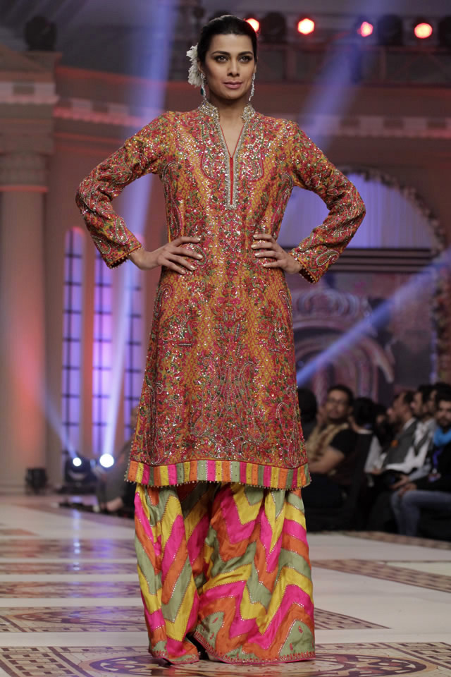 2014 Bridal Collection Umar Sayeed TBCW