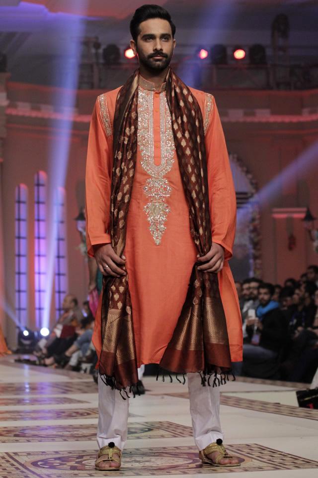 Umar Sayeed Bridal Collection 2014 TBCW
