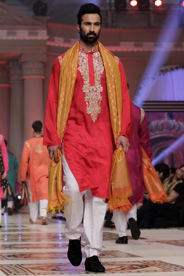Umar Sayeed TBCW Bridal Collection 2014