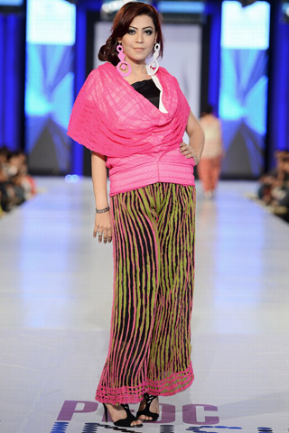 Yahsir Waheed Collection at PFDC Sunsilk Fashion Week Day 2