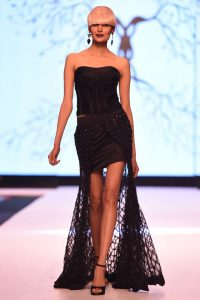 Zaheer Abbas 'Neo Nude' collection at FWP14