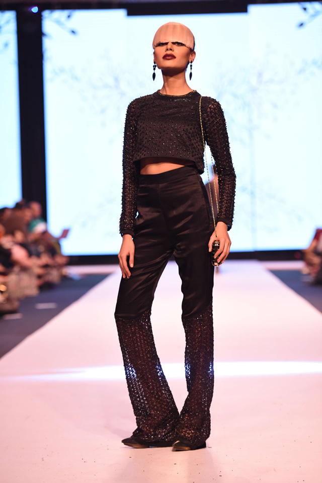 Neo Nude Zaheer Abbas 2014 FPW Collection